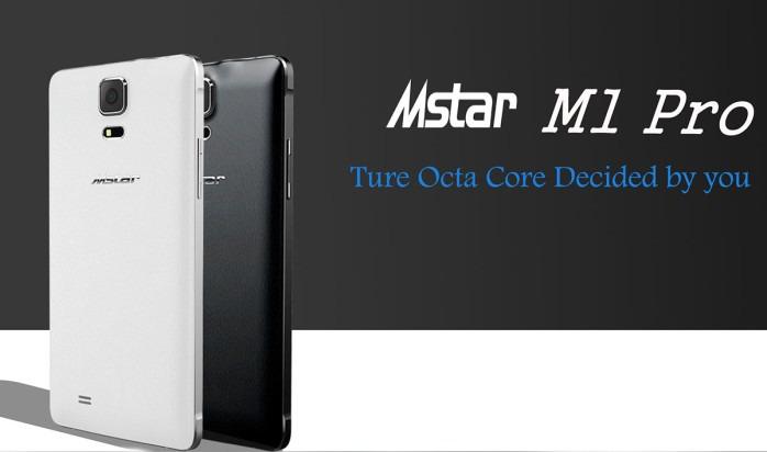 Mstar M1 Pro 4G Phablet