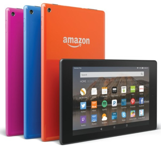 Amazon-Fire-HD-8-Family