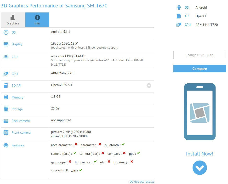 Samsung-Galaxy-View-SM-T670-GFXBench
