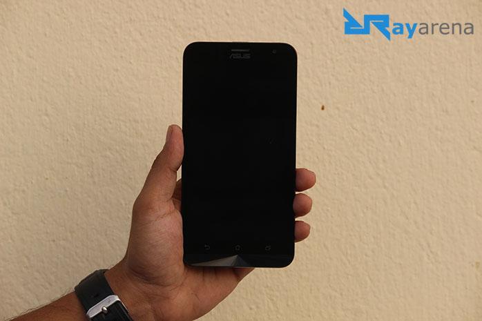 Asus Zenfone 2 Laser review display