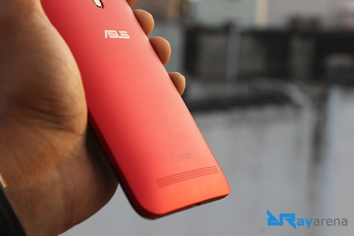 Asus Zenfone 2 Laser review build quality