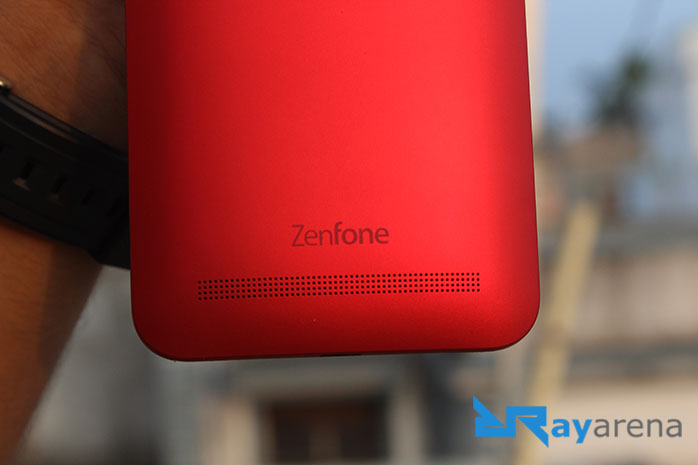 Asus Zenfone 2 Laser review sound