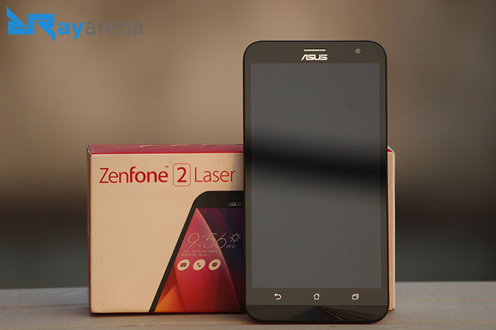 Asus Zenfone 2 Laser review gaming