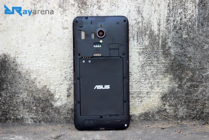Asus Zenfone Go review battery