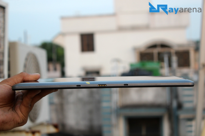 Cube i10 tablet PC Review hardware