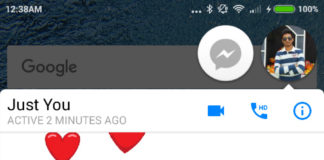Stickers Update in Messenger