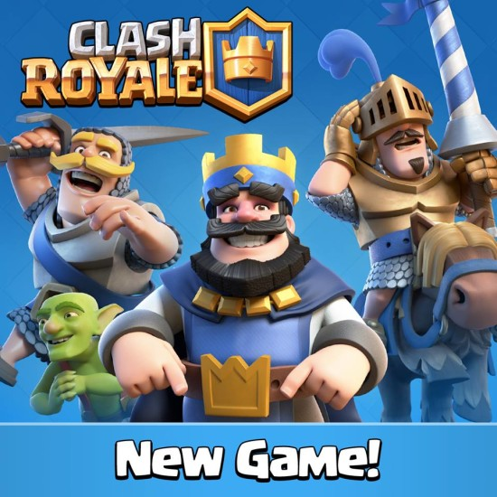 ... maker Clash of Clans game is now working on a new game Clash Royale