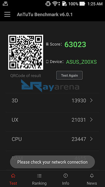 Zenfone Zoom Review Antutu Benchmark
