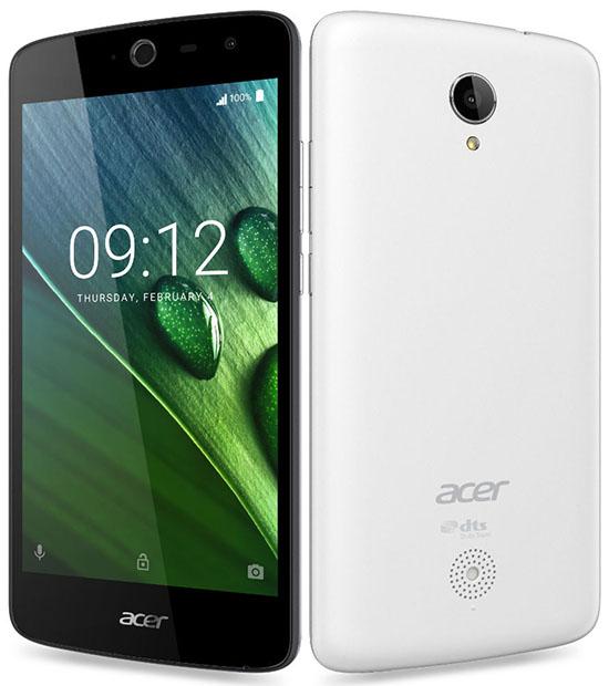 Acer Liquid Zest and Liquid Zest 4G