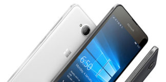 Microsoft Lumia 650 and Lumia 650 Dual SIM