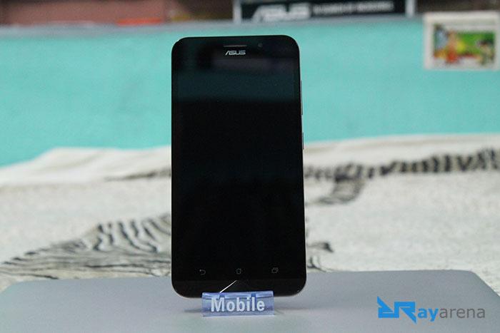 Zenfone Max Review display