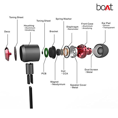Apple Certified Earphones Boat Dsp 4000 Launched For Rs  4999