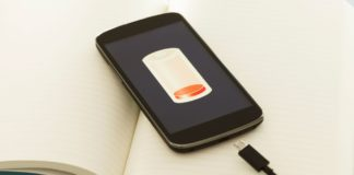 android-battery-charging