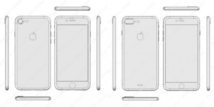 iPhone 7 and iPhone 7 Plus leak