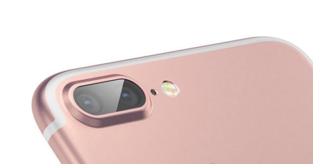 iPhone-7 dual cameras