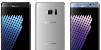 galaxy note 7 renders