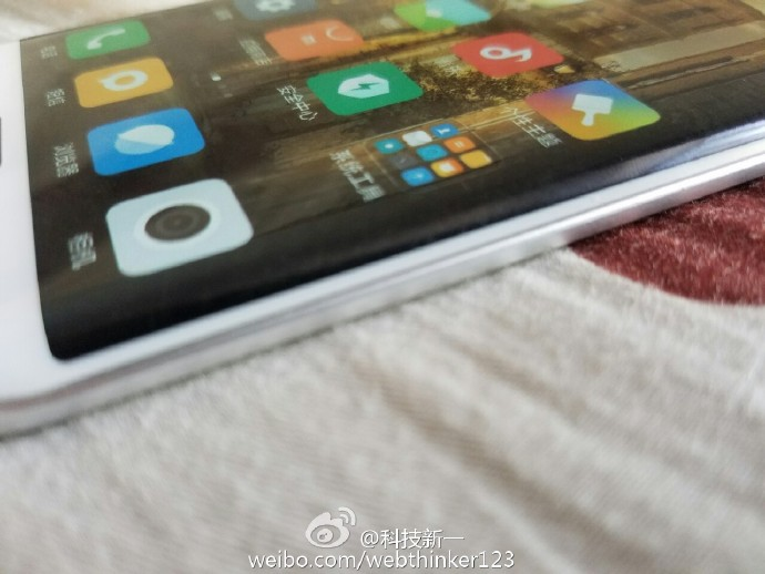 Mi Note 2 leak image