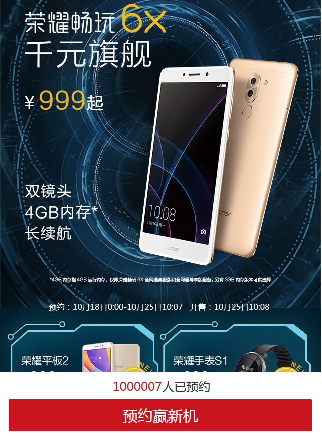 huawei-honor-6x-registrations