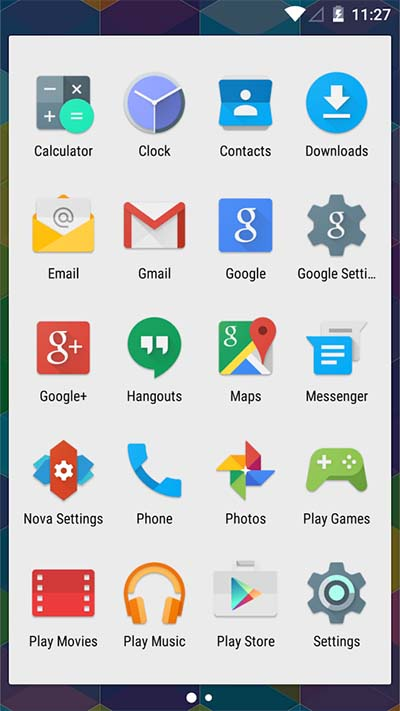 Nova Launcher 5.0-beta7 Apk Download with Android 7.1 ...
