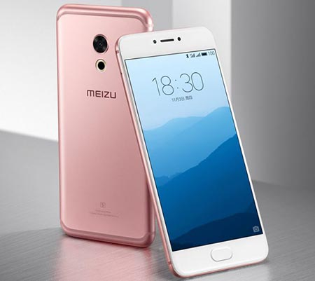 Official: Meizu PRO 6 with Helio X25 and 4 GB RAM