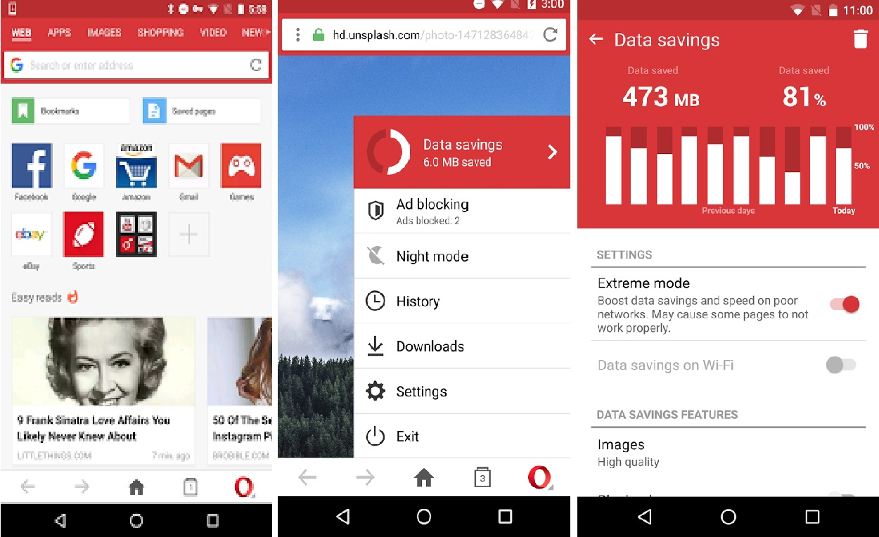 download opera mini fast web browser 20 0 2254 110104 apk on your
