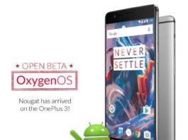 OnePlus 3 Android 7.0 Nougat Beta