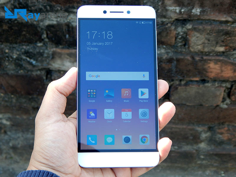 Coolpad Cool1 Review Display