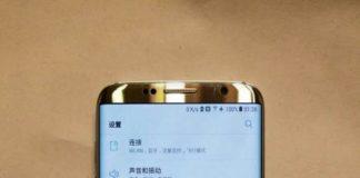 Galaxy S8 image leaks