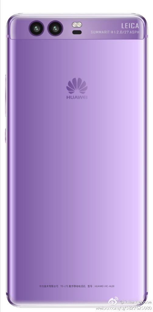 Huawei P10 Purple