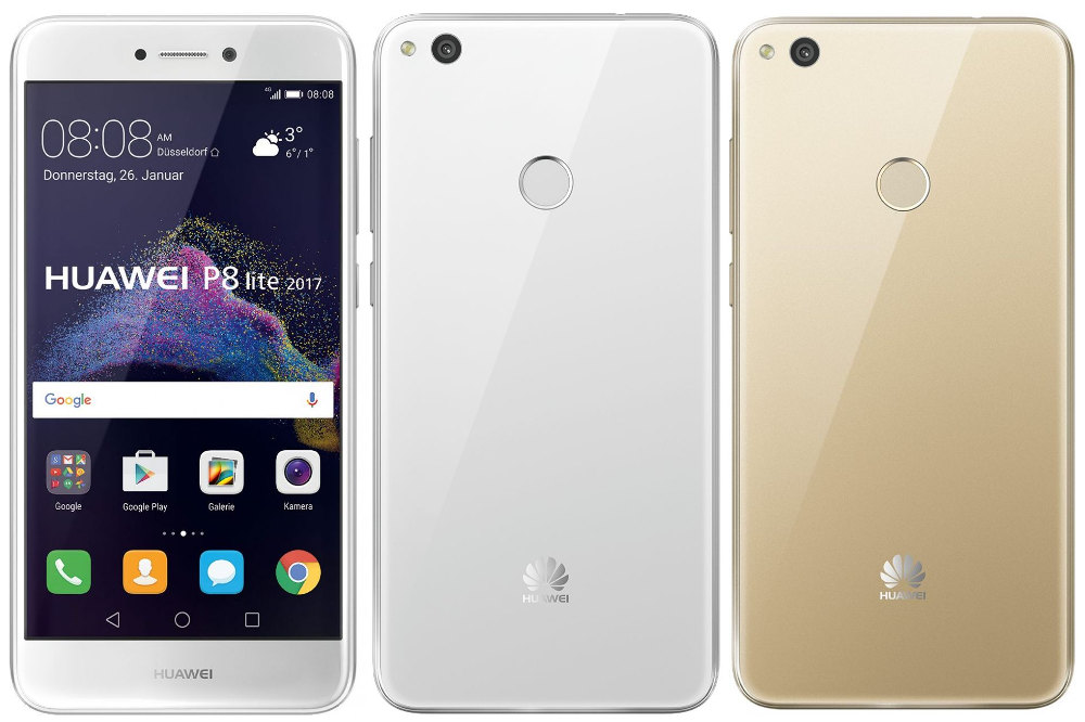 Huawei P8 Lite 2017 With 5 2 Inch Display 4gb Ram