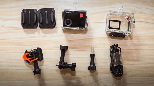 LeEco LIVEMAN C1 4K Camera
