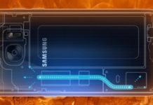 Samsung Galaxy Cooling