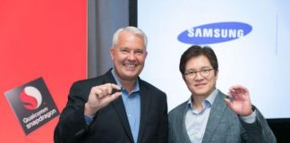 Samsung Qualcomm chipset