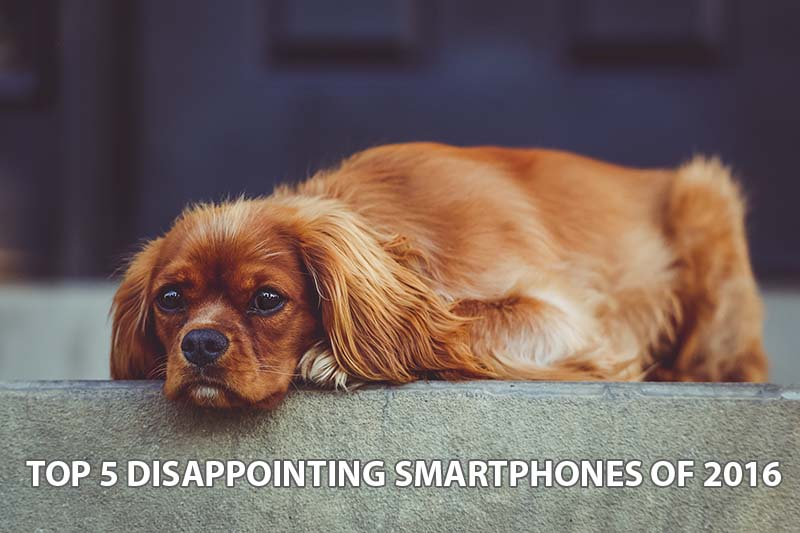 Top 5 Disappointing Smartphones