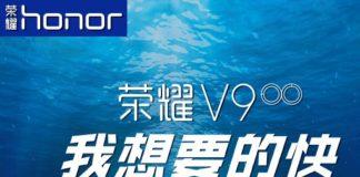 Honor V9 Teaser