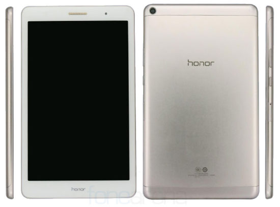 Huawei MediaPad T3 with 8-inch Display, 3GB RAM, Android 7 ...