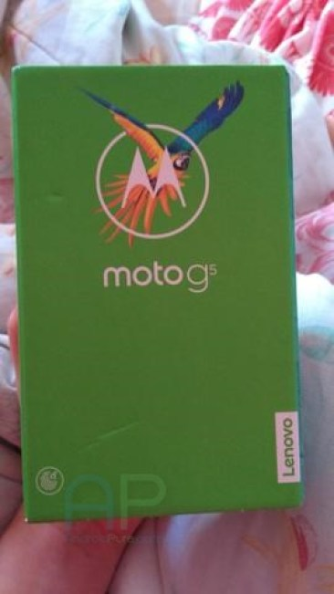 Moto G5 1