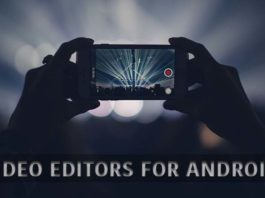 Video Editors for Android