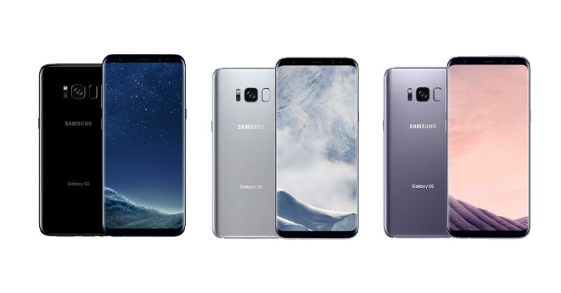 Watch the Samsung Galaxy S8's face recognition get fooled by a photo