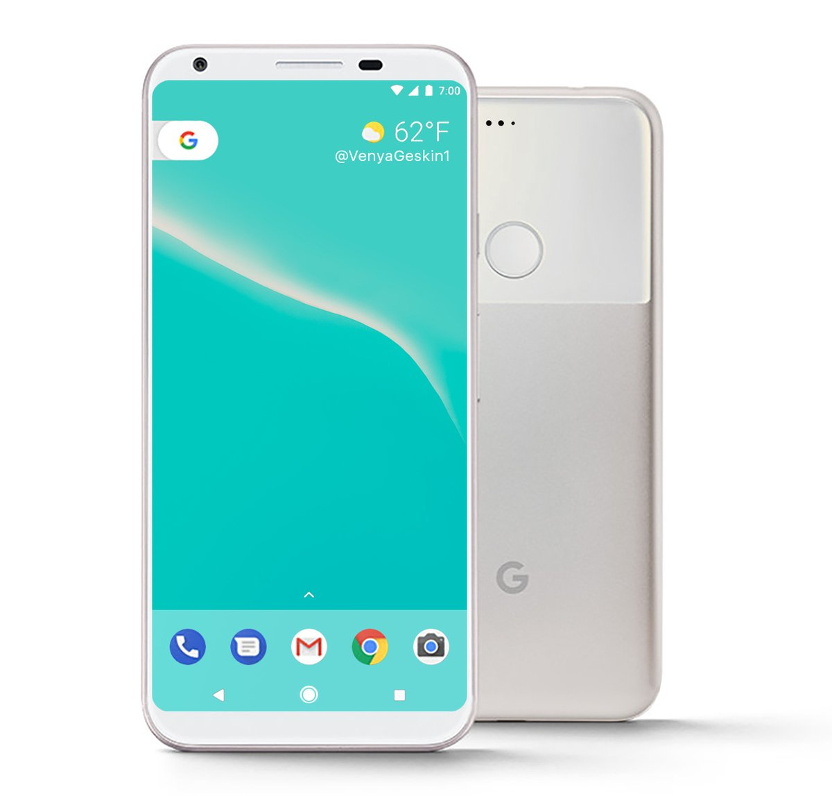 Google Pixel Phone Will Be A Premium Device