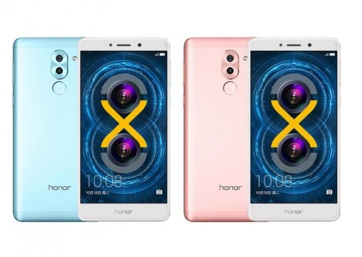 Huawei 6X Blue
