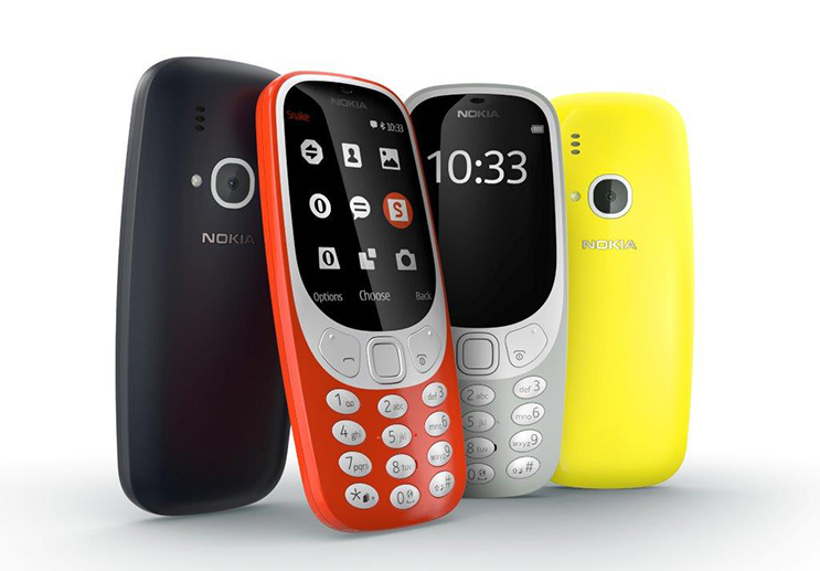 Nokia new devices