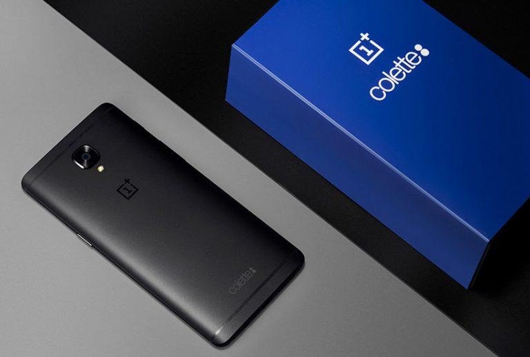 OnePlus 3T Colette 2