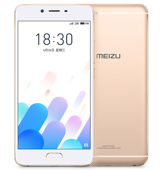 Meizu E2: The Rear Flash of the Smartphone has 4 LEDs