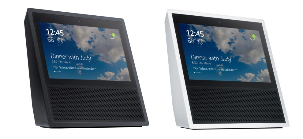 Amazon Unveils 7 Inch Touchscreen Echo Show With Alexa Support