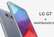 LG G7 Snapdragon 845