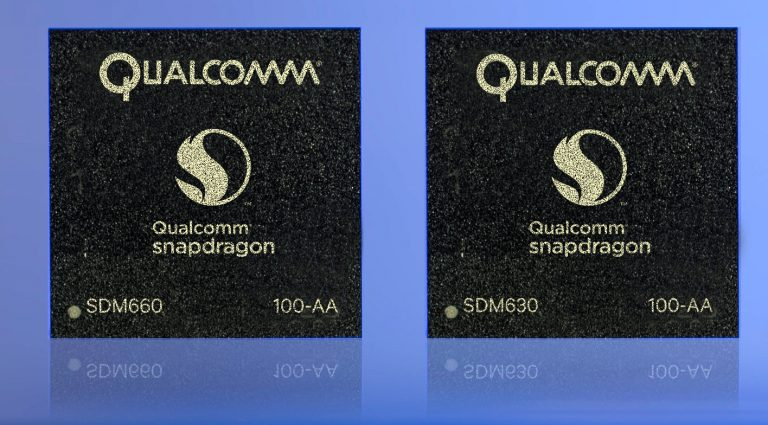 Qualcomm unveils Snapdragon 630, Snapdragon 660 mobile platforms