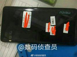 Meizu Pro 7 prototype