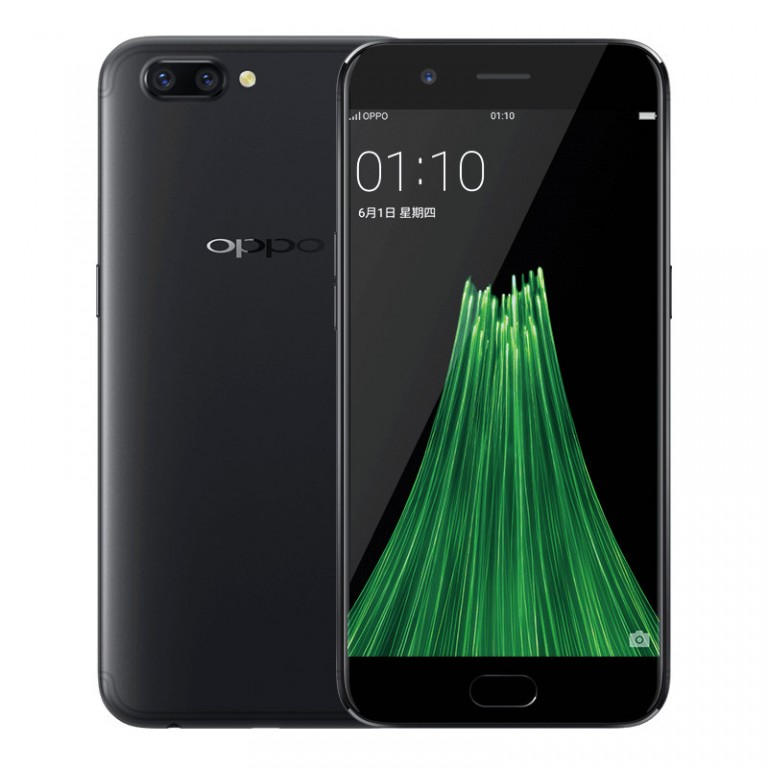 Oppo R11 With 5 5 Inch Amoled Display Snapdragon 660