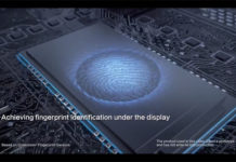 Qualcomm Fingerprint technology